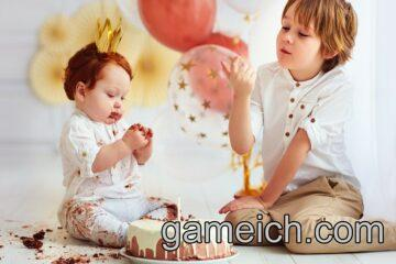 baby games party