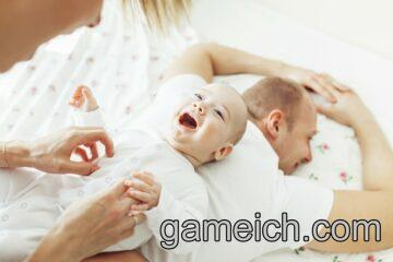 Tickle baby games