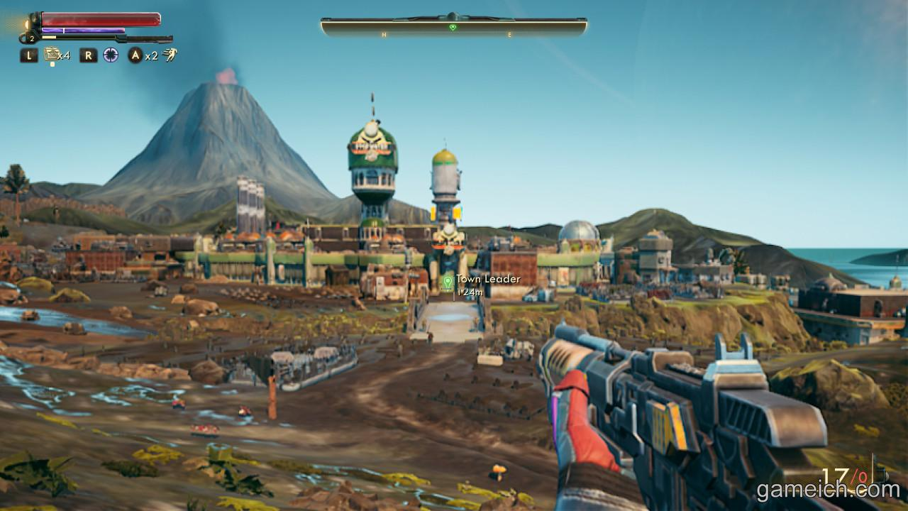 HH the outer worlds